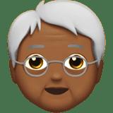 Genderless Older Adult