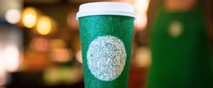 The Truth About Starbucks's New Green Cups