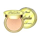 Too Faced I Want Kandee Banana Pudding Brightening Face Powder, $30