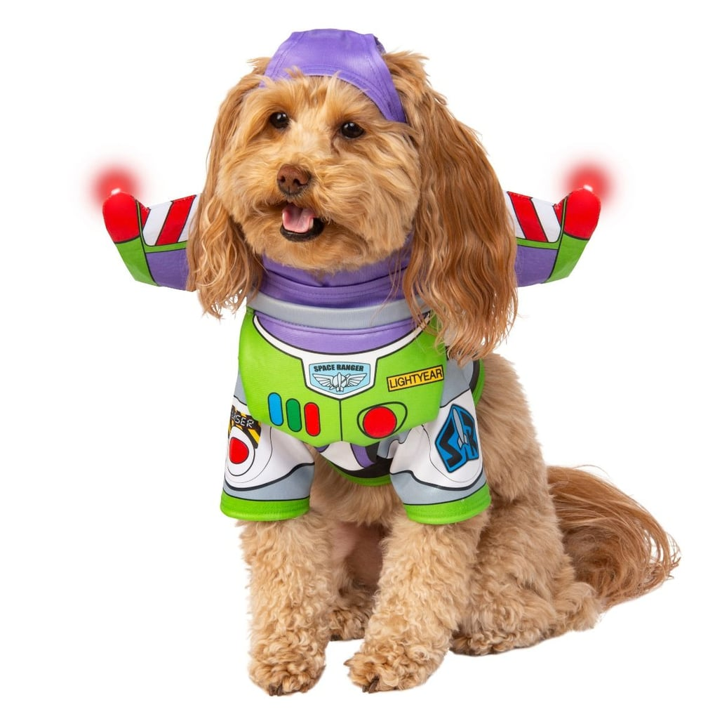 Toy Story Buzz and Woody Costumes For Dogs