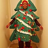You can also buy the Christmas Tree Costume ($71) on Amazon.