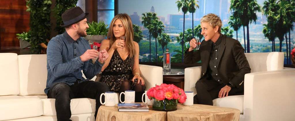 Ellen Celebrates Her 2,000th Episode With Amazing Surprise Guests