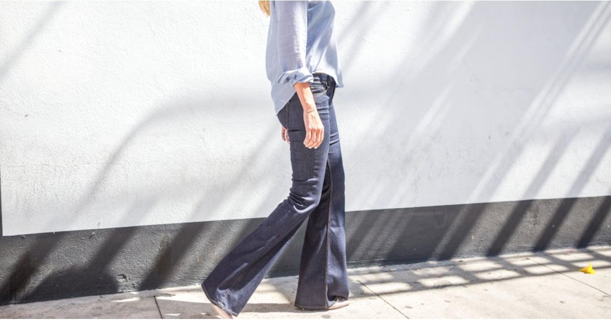 The Best Flare Jeans For Petites   POPSUGAR Fashion