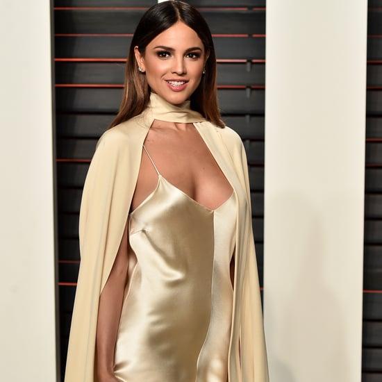 Eiza Gonzalez at the Oscars Vanity Fair Party 2016