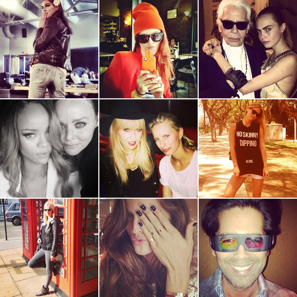 Celebrity Social Media Pictures | Week of May 9, 2013