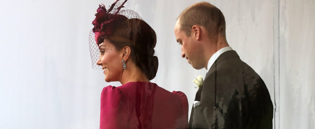 Prince William and Kate Middleton PDA Pictures 2018