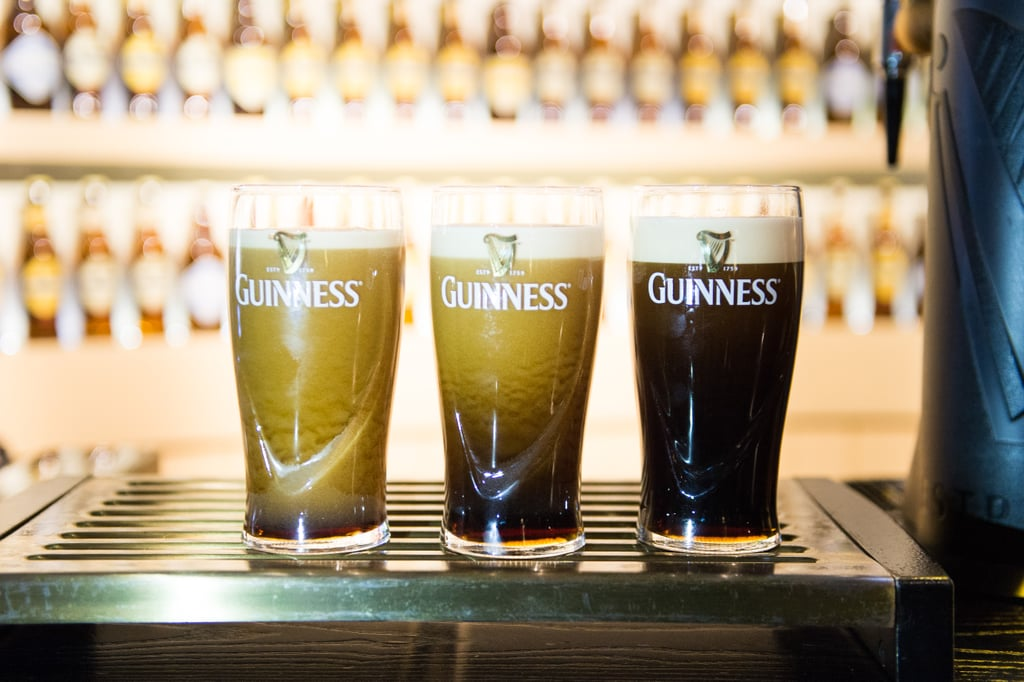 It's the freshest Guinness you'll ever have