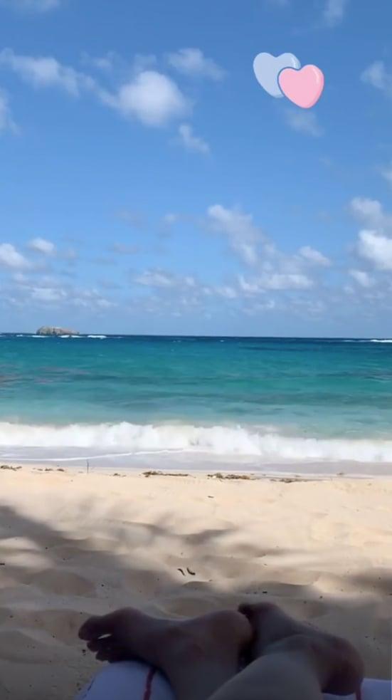 Nick Jonas and Priyanka Chopra Take Their Newlywed Bliss to the Caribbean