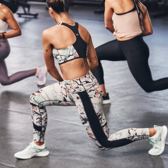 Seaglass-Colored Workout Clothes From Under Armour