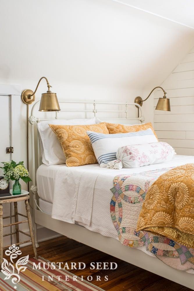 whites with yellow undertones best bedroom paint colors 2017 popsugar home photo 4. Black Bedroom Furniture Sets. Home Design Ideas
