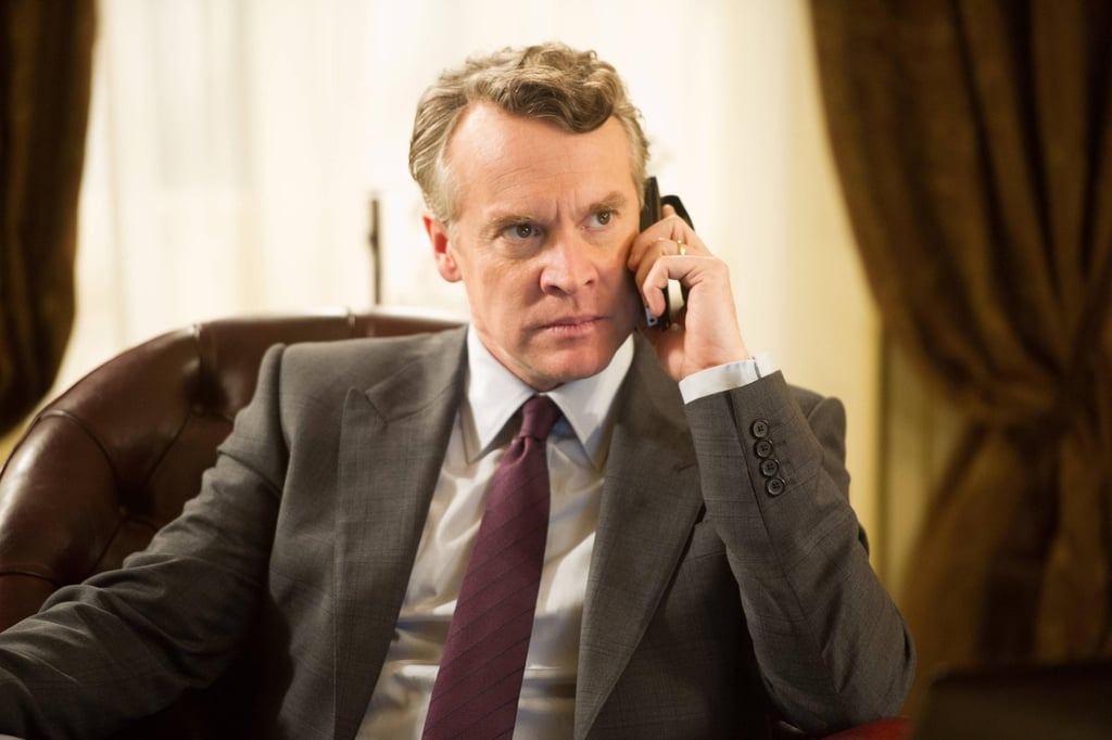 Tate Donovan as Mark Boudreau.