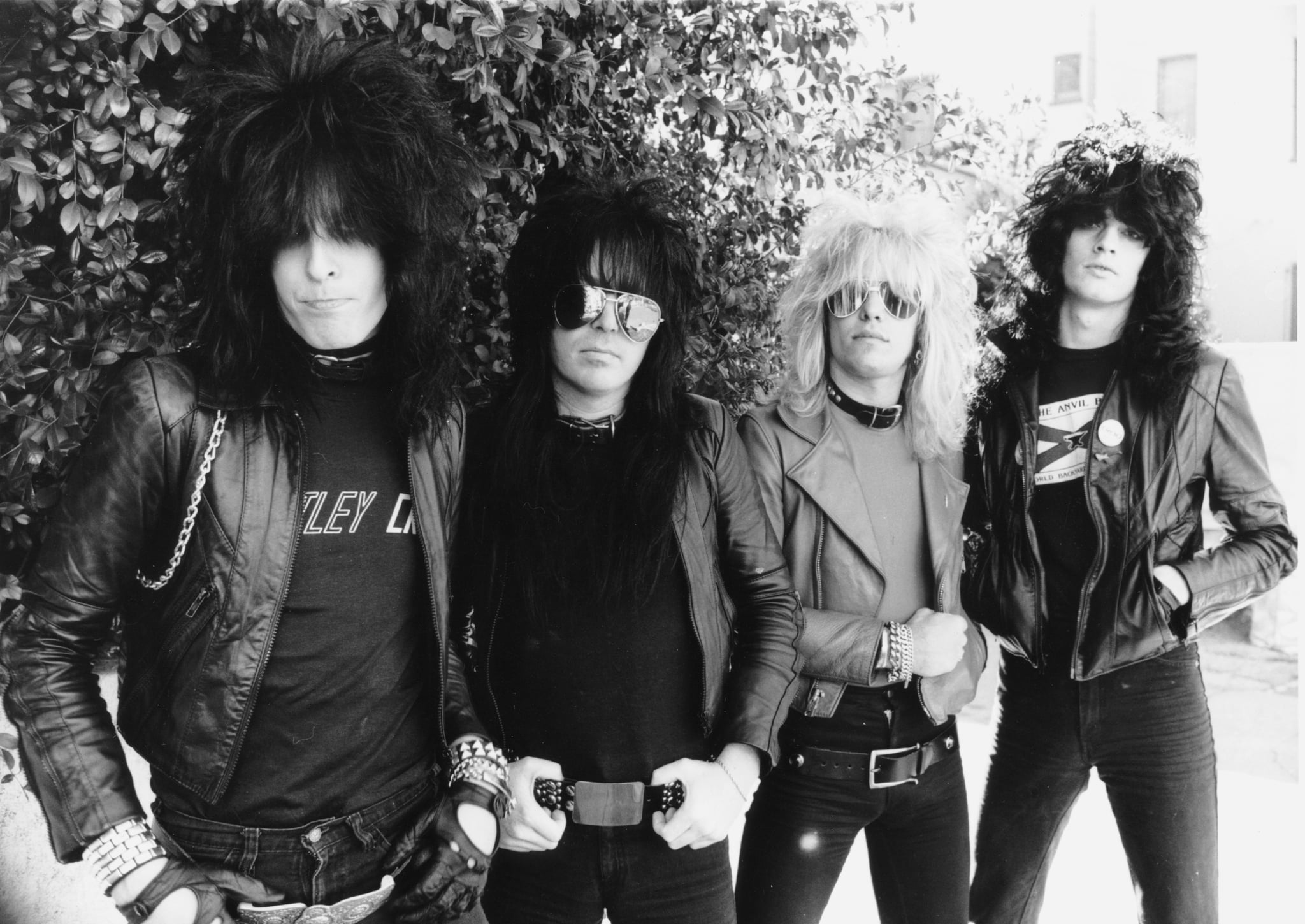 Motley Crue 1981  (Photo by Chris Walter/WireImage)