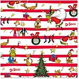 Dr. Seuss' How the Grinch Stole Christmas! Jumbo Christmas Wrapping Paper Roll