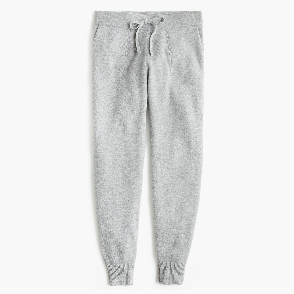 J.Crew Joggers in Everyday Cashmere