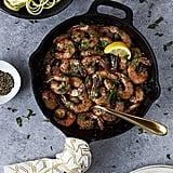 Lemon Garlic Black Pepper Shrimp