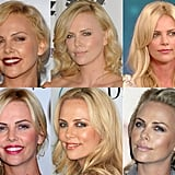 Which Colour Lipstick Do You Like Best on Charlize?