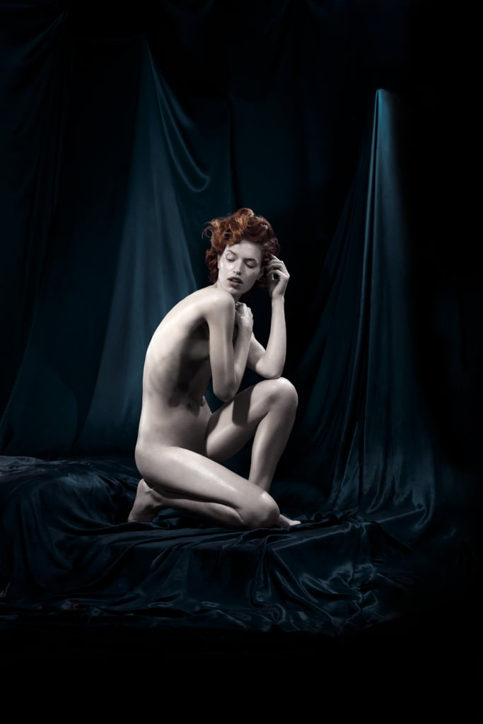 Thomas Knights's Red Hot 2 Photography Series