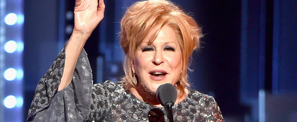 The Tony Awards Tried to Play Off Bette Midler, and She Wasn't Having It