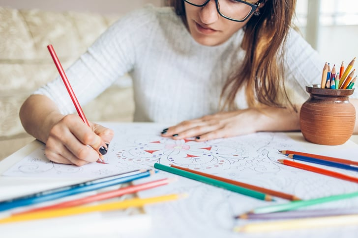 The Best Coloring Books For Adults In 2020 POPSUGAR Smart Living
