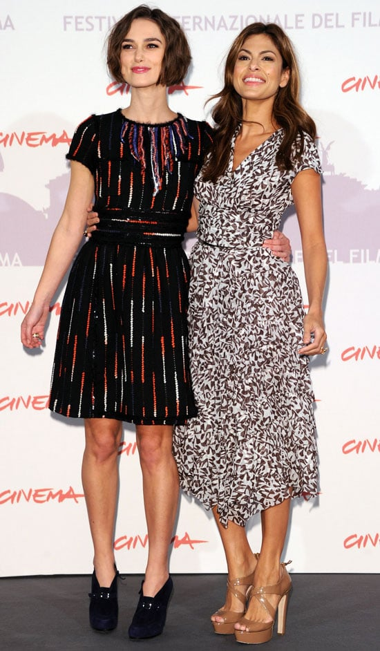 Pictures of Keira and Eva