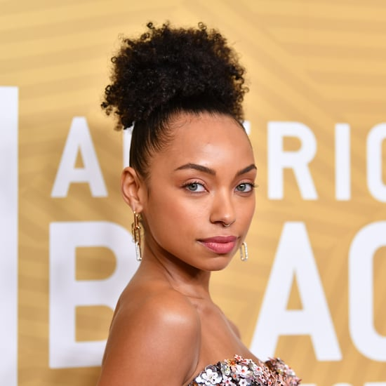 Logan Browning Is Posting Guided Meditations on Instagram