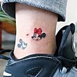 Mini Minnie and Mickey