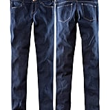 These classic blue skinny jeans (£9.99) are a bargain!