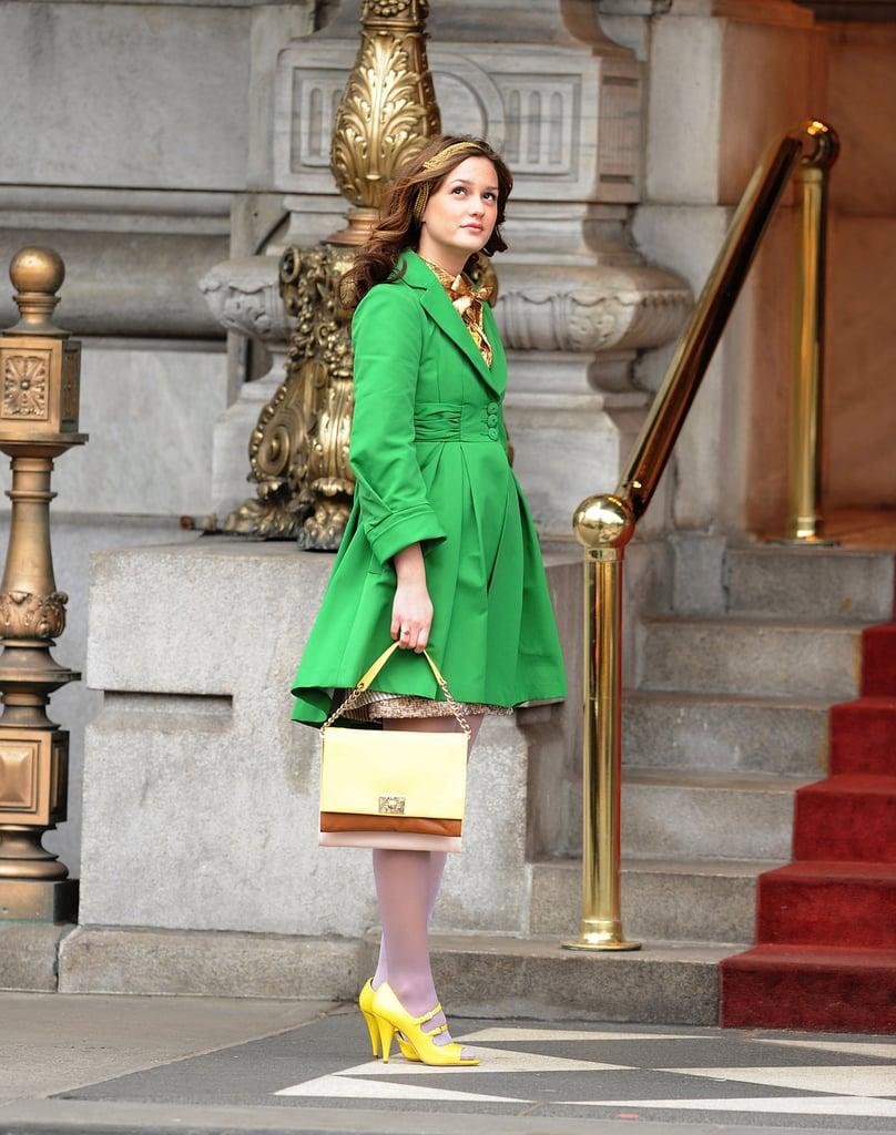 Blair's Green Jacket