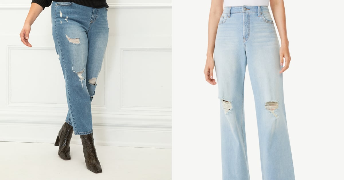 Did You Hear? Walmart Denim Is Insanely Popular — Shop 19 Styles We're Obsessing Over.jpg