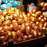 Golden Egg Bath Melt