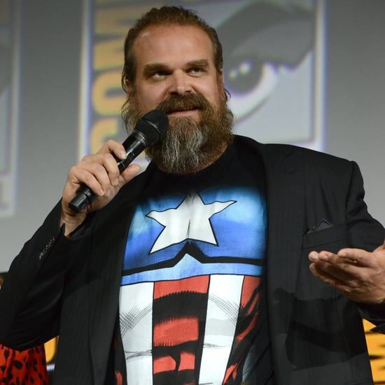 Who Does David Harbour Play in Black Widow?