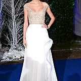 Taylor Has Worn Reem Acra Many Times Before