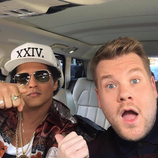 Bruno Mars's Carpool Karaoke With James Corden