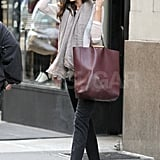 Miranda Kerr out in NYC.