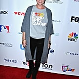 Shannen Doherty at Stand Up to Cancer Event 2016
