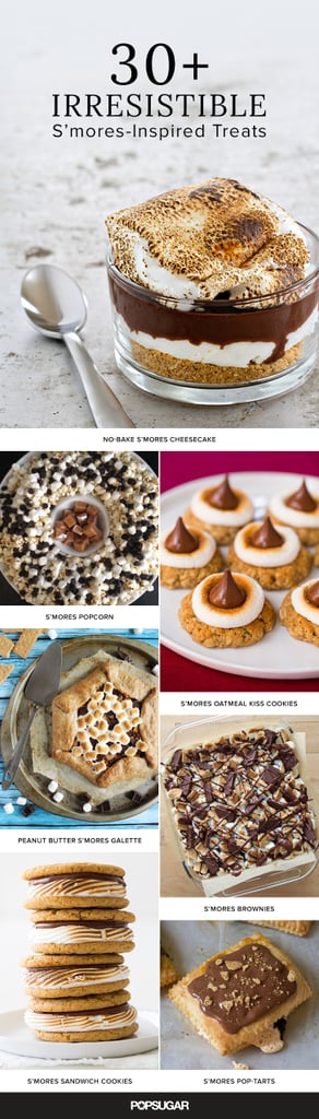 35 Mind-Blowing Variations on Summer's Greatest Sweet (the S'more)