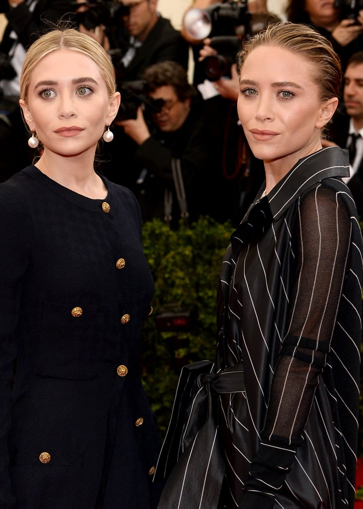 ashley and marykate olsen celebrity hair and makeup