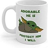 Amazing Baby Yoda Mug