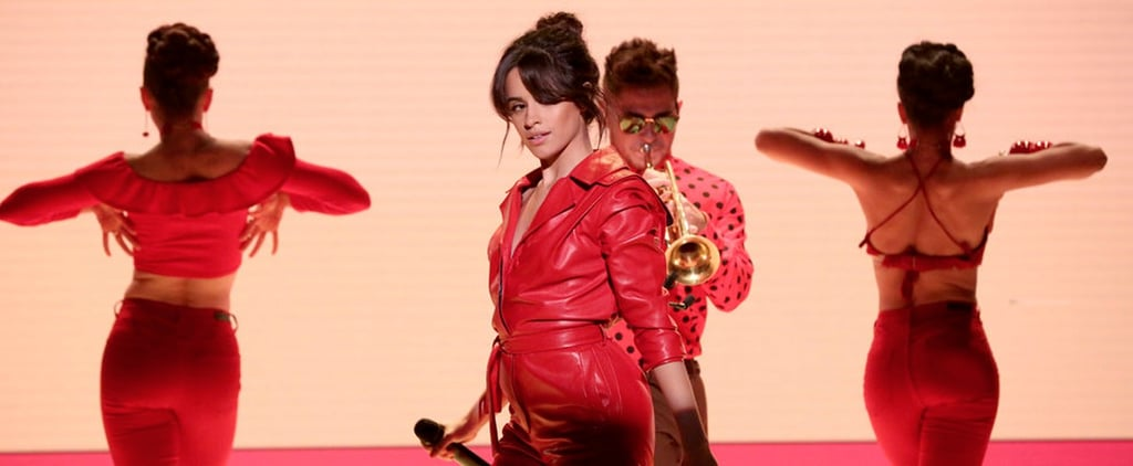"""Camila Cabello Brings the Fire With Her First-Ever Performance of """"Havana"""""""