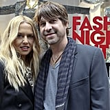 Rachel Zoe and Rodger Berman made a date night out of Fashion's Night Out.