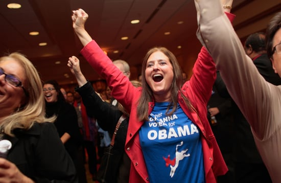 Obama Wins Ohio! Takes Bush State!