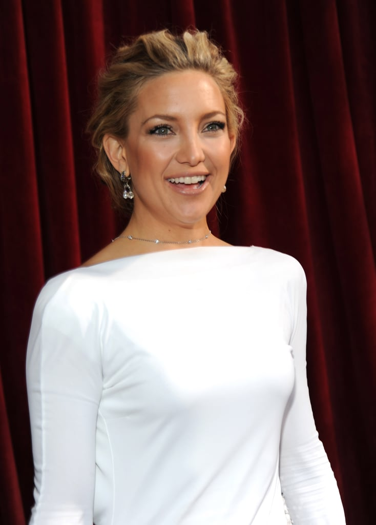 Photos of Kate Hudson on the red carpet at the 2010 Screen Actors Guild Awards