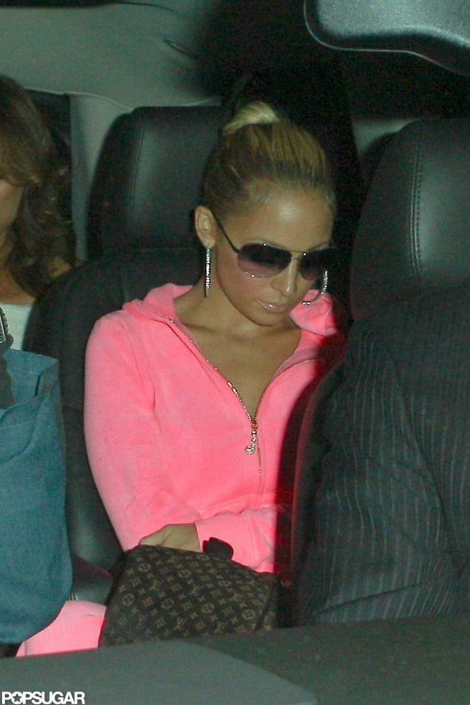 Nicole Richie dressed up as J Lo for Kate Hudson's LA bash in 2011.