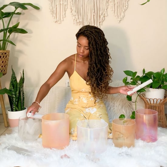 Sound Baths on Instagram For Stress From Phyllicia Bonanno