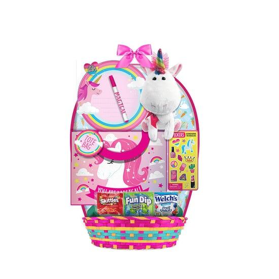 Cheap, Prefilled Easter Baskets
