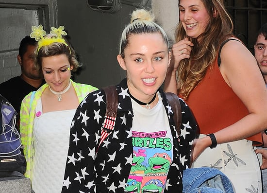 Miley Cyrus Is Saying Goodbye to Red Carpet Events for the Good of Humanity