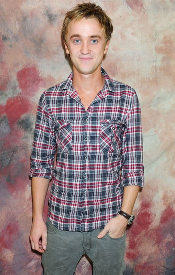Pictures of Tom Felton at Harry Potter Signing in Japan