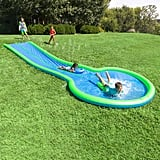 Ultimate Dual Water Slide