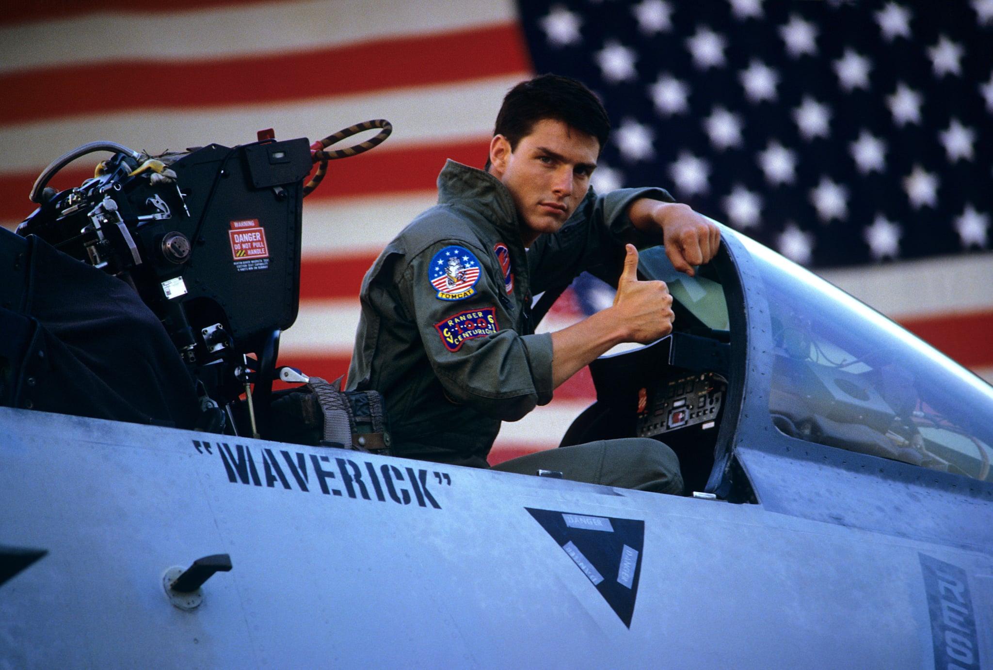 TOP GUN, Tom Cruise, 1986