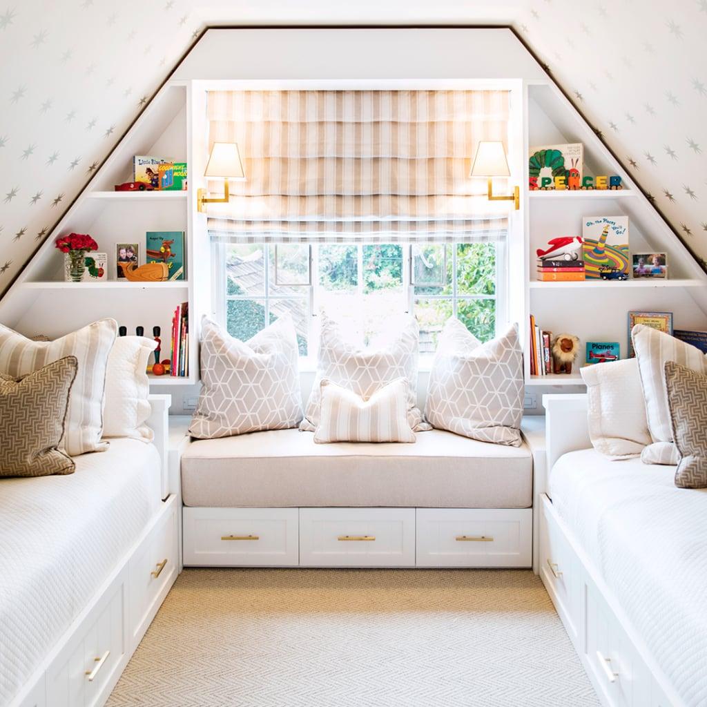 Small Attic Renovations : Kid friendly attic renovation popsugar home